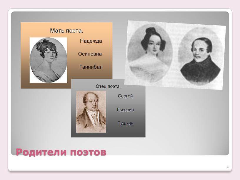 Родители поэтов 4