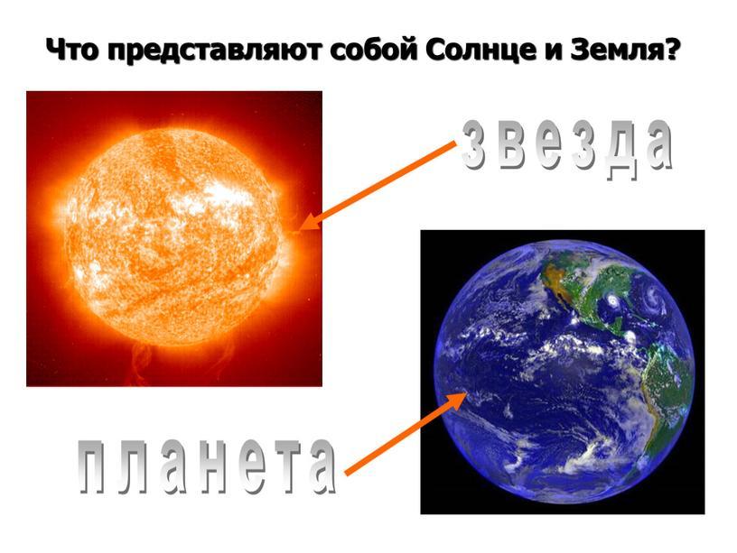 Что представляют собой Солнце и