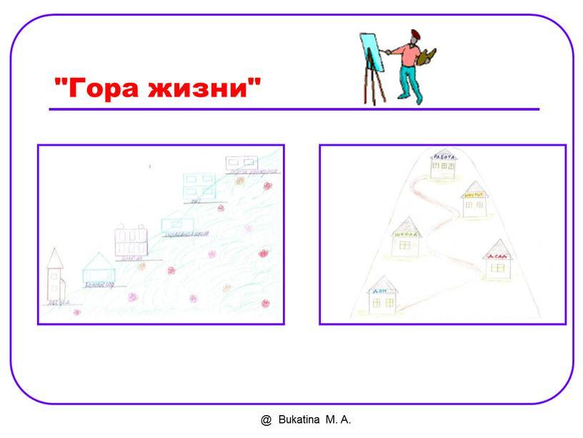 "@ Bukatina M. A. ""Гора жизни"""