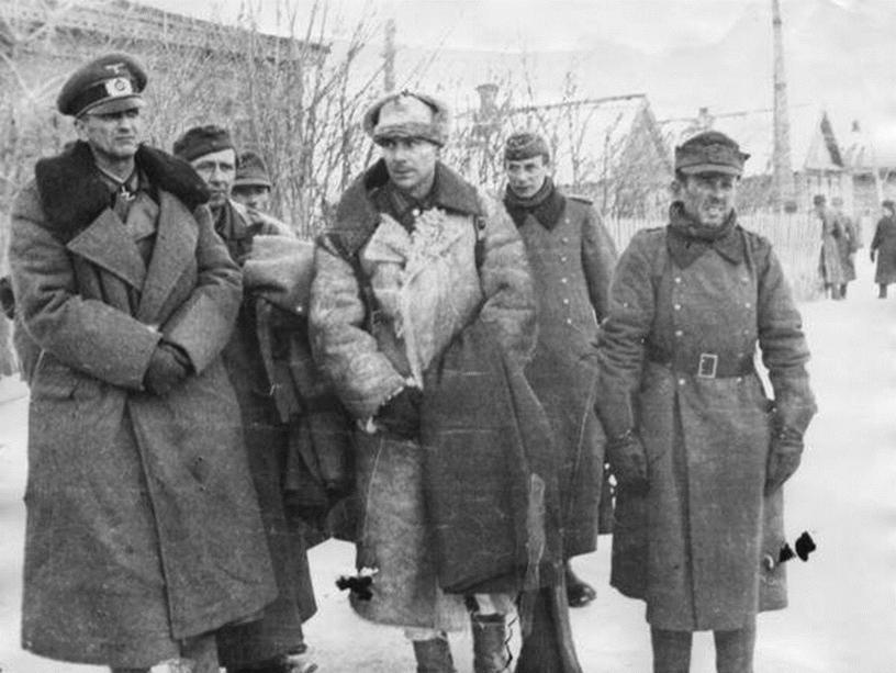 Летом 1942 года развернулась Сталинградская битва