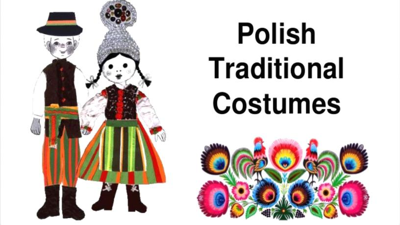 Traditional clothes of Polish