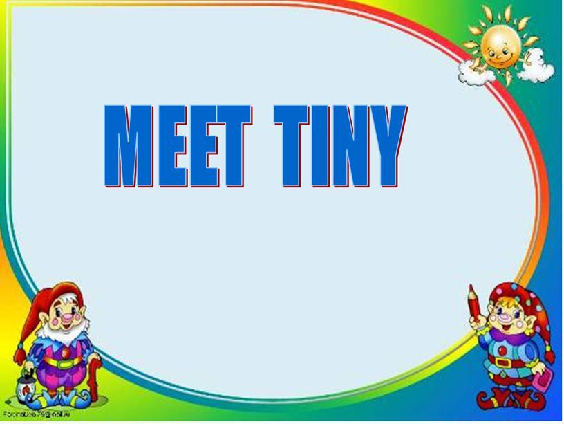 MEET TINY