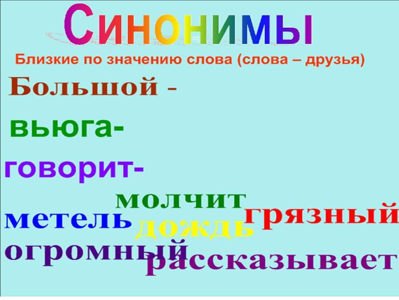 Лексическое значение слова. Словари Даля.