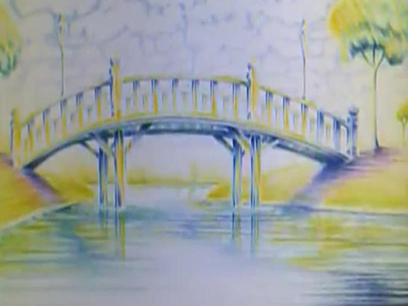 Рисуем «Маленькую ночную серенаду»