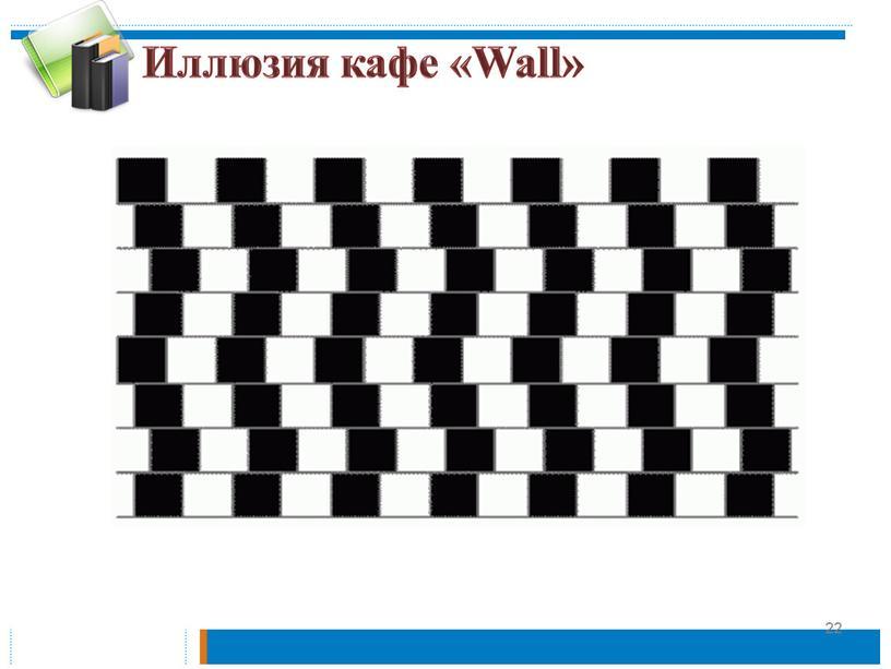 Иллюзия кафе «Wall» 22