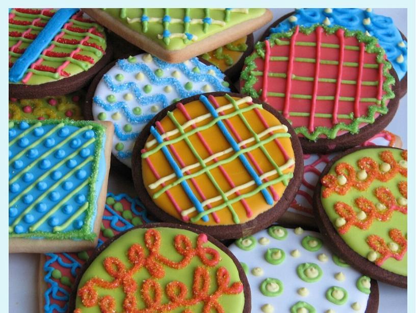 Презентация по технологии - Печенье.