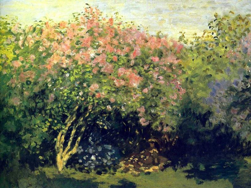 Импрессионизм и постимпрессионизм в живописи 19 век