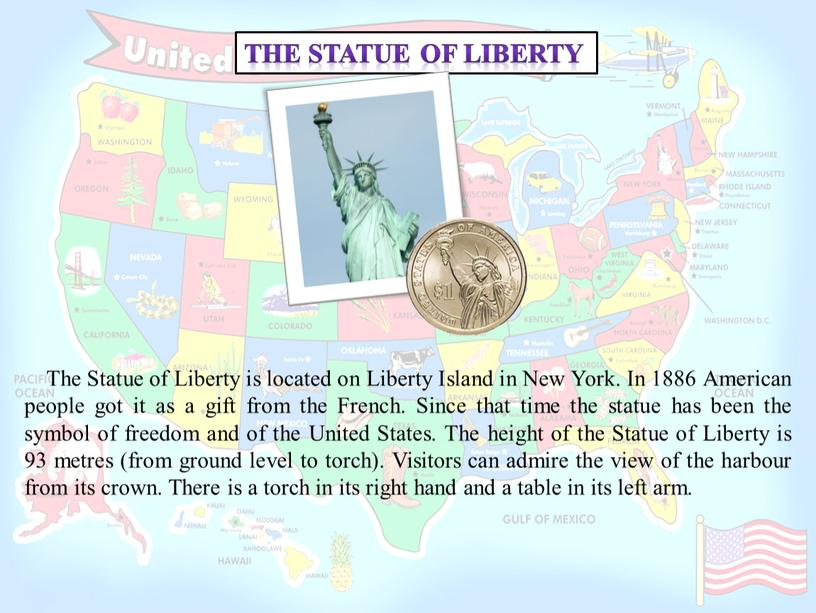 The Statue of Liberty The Statue of