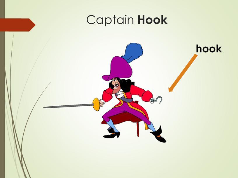 Captain Hook hook
