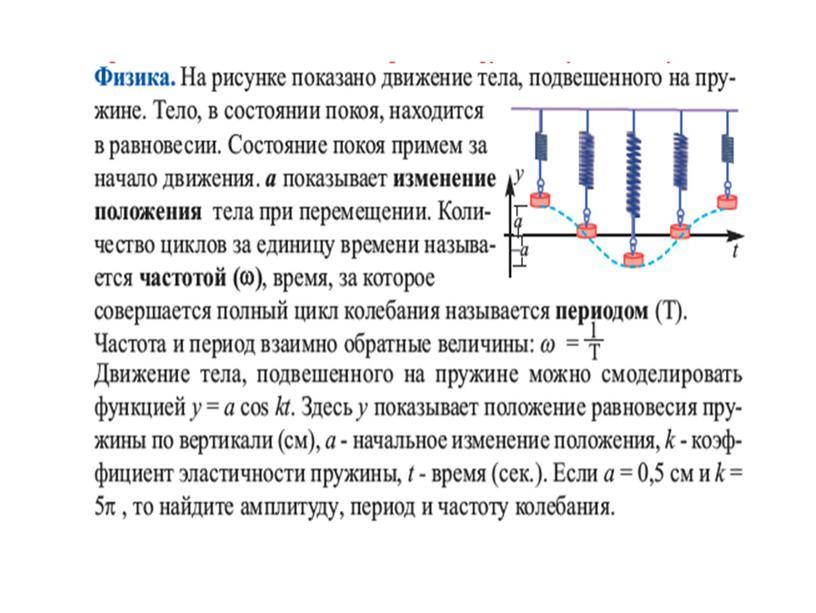 11-12 сабақ 9 сынып Тригонометриялық график