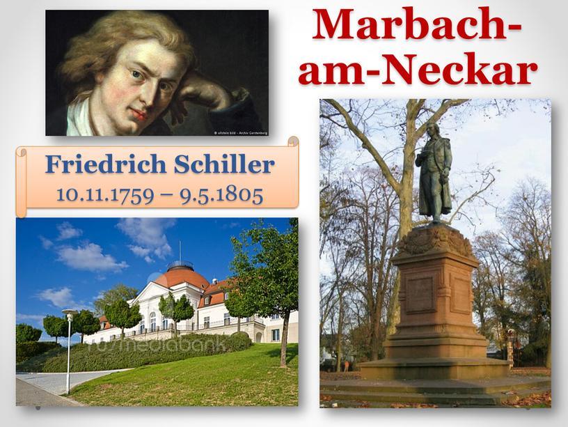 Marbach-am-Neckar Friedrich Schiller 10