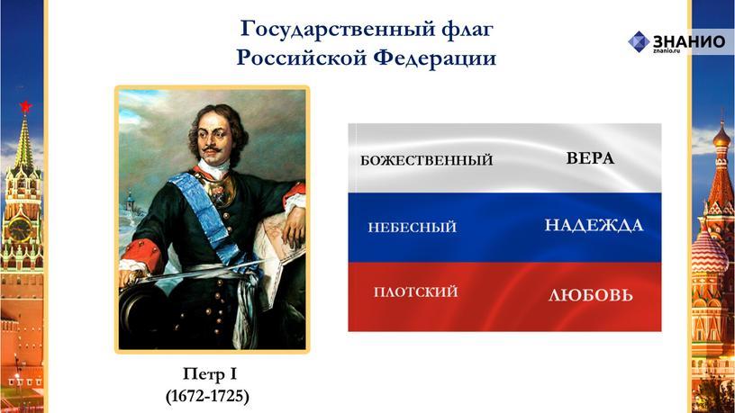 Государственный флаг Российской