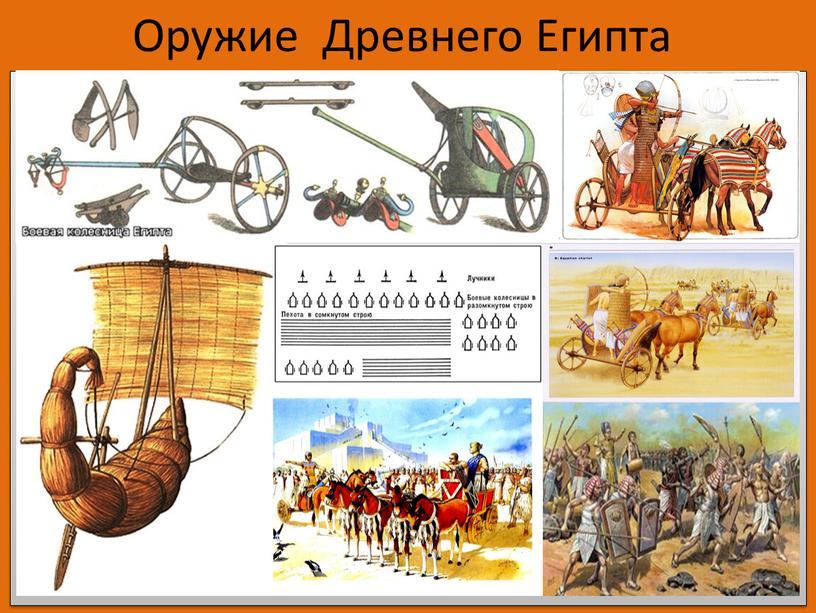 Оружие Древнего Египта