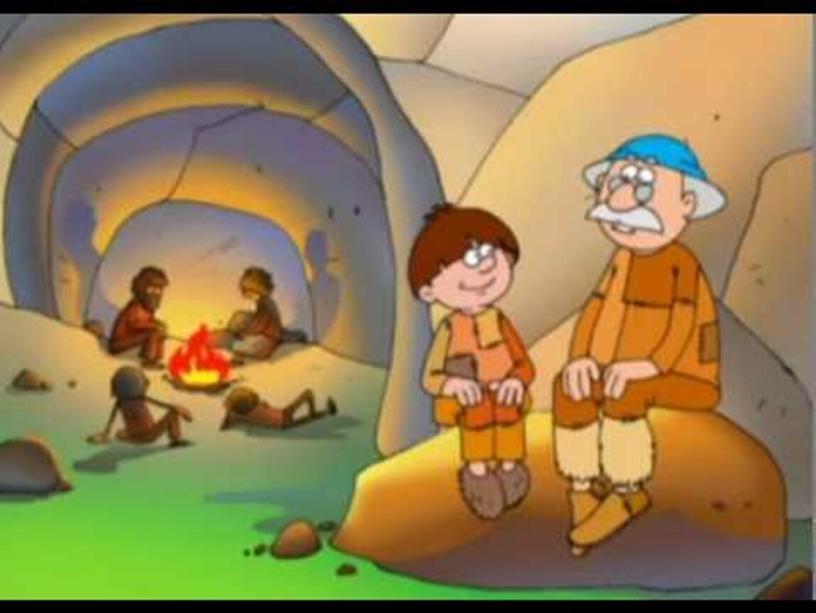 Конспект  Совместной образовательной деятельности по социально-коммуникативному развитию. Образовательное событие-путешествие  «Как общались древние люди»