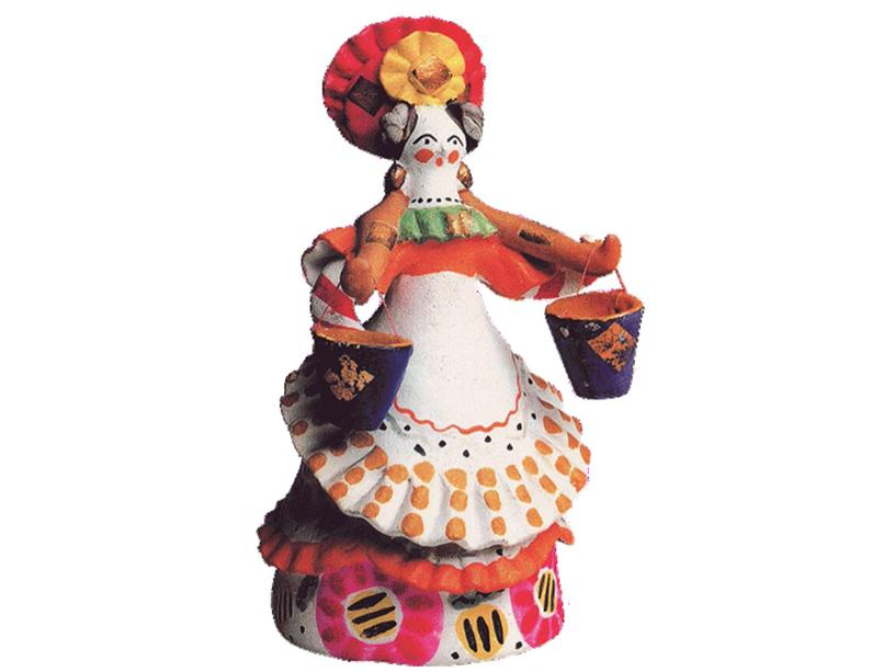 Древние образы в современных народных игрушках