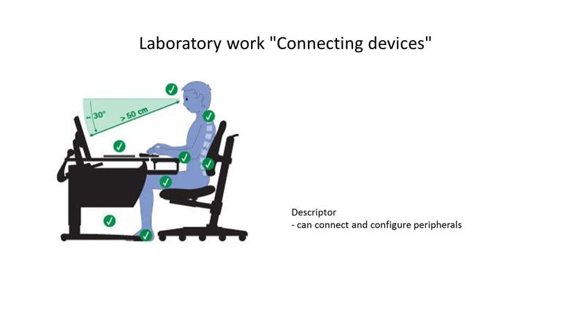 "Laboratory work ""Connecting devices"""