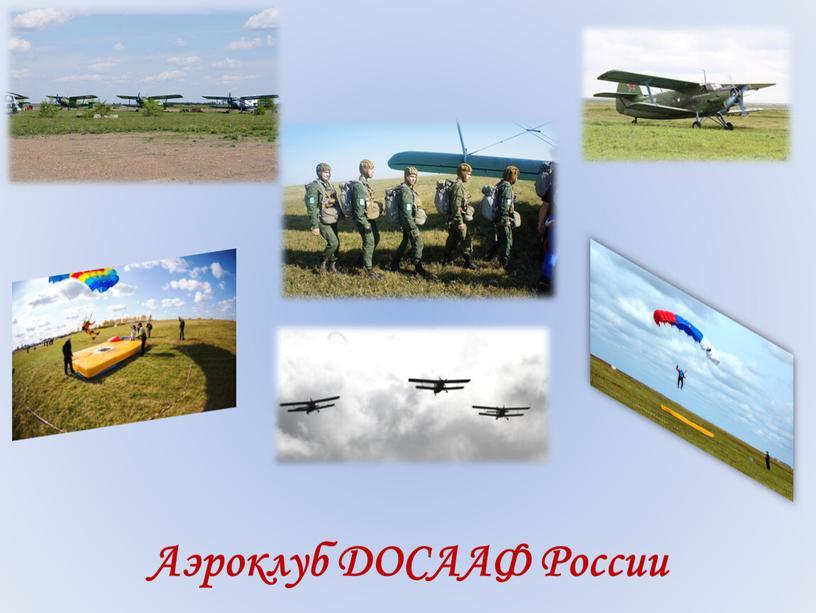 Аэроклуб ДОСААФ России