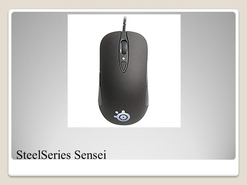 SteelSeries Sensei