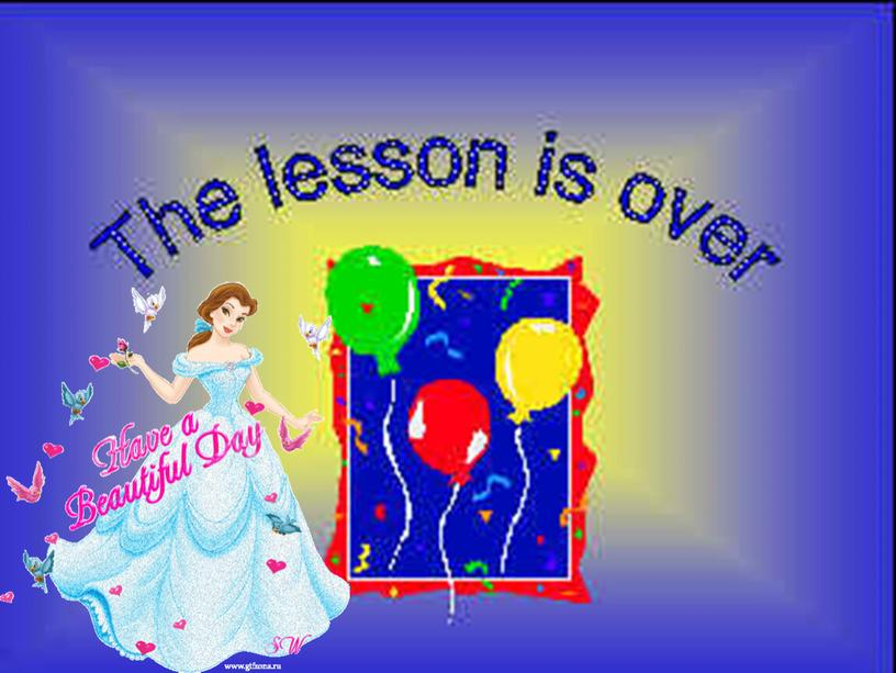 "Презентация по английскому языку на тему ""A day in my life""  5 класс"