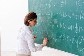 Учитель математики - 2021