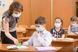 Профилактика коронавируса в учреждениях образования