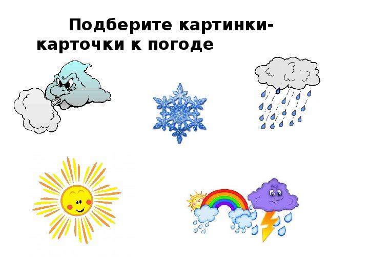"""Презентация """"Учимся рассказывать о погоде"""". Русский язык, 2 класс."""