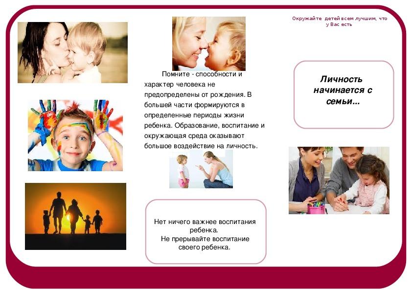 """Исследовательская работа """"Изучение влияния семейной микросреды на особенности личностного развития ребенка в старшем дошкольном возрасте"""""""