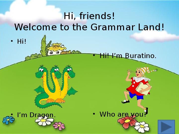 """Презентация по английскому языку для 2 класса на тему """"Глагол to be в настоящем времени""""."""