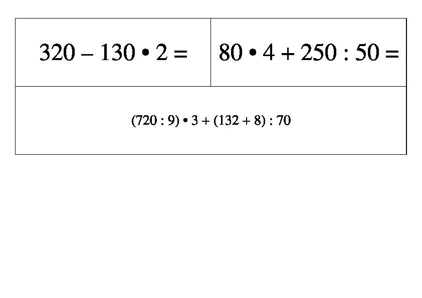 """Конструкт урока математики на тему """"Сложные случаи вычитания многозначных чисел"""" (3 класс, УМК Гармония)"""