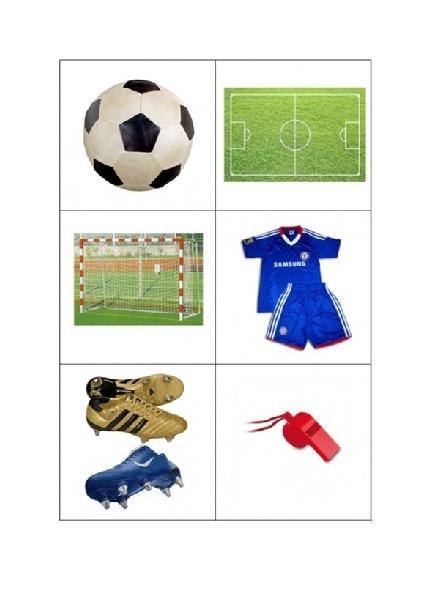 Сборник дидактических игр, направленных на формирование представлений о видах спорта у старших дошкольников