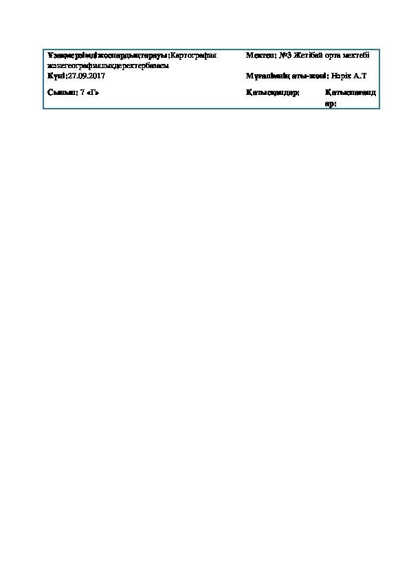 """Презентация география пәнінен """"Қазақстандағы топырақ типтреі"""" (8 сынып)"""