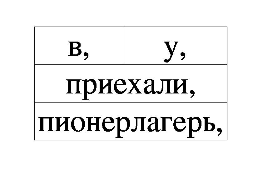 """Задание по произведению """"Огородники"""""""