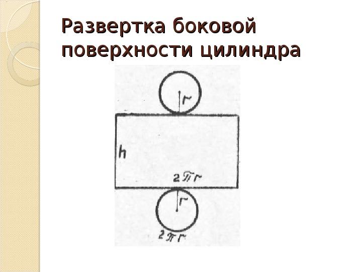 """Презентация по геометрии на тему """"Цилиндр, конус, шар"""" (10-11 класс)"""
