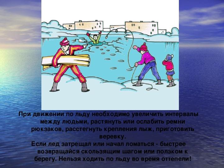 """Презентация урока по ОБЖ на тему: """"Водные походы и обеспечение безопасности на воде"""". Урок 3 (6 класс)"""