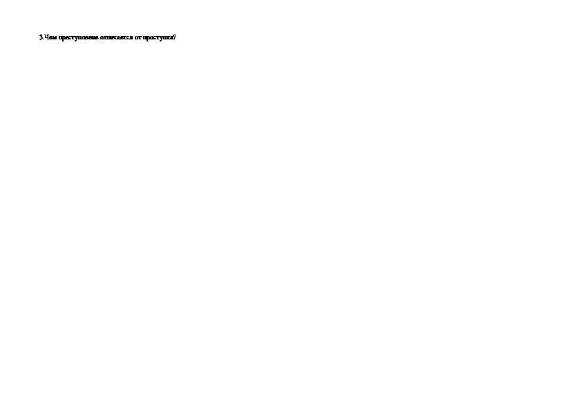 """Тест по теме """"Правонарушения"""" 7 класс, обществознание"""