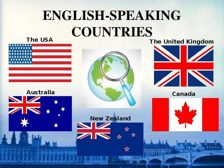 Статья «Использование страноведческого материала на уроках английского языка как средство повышения качества обучения» и презентация к ней