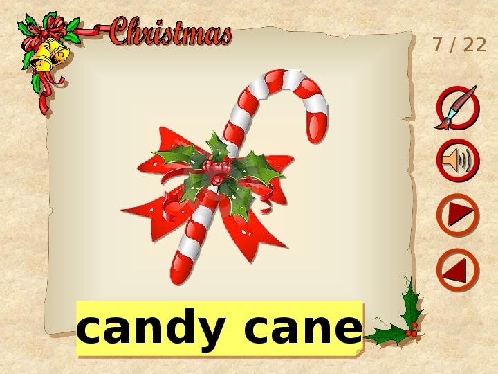 """Презентация по английскому языку для 2 класса на тему """"Christmas""""."""