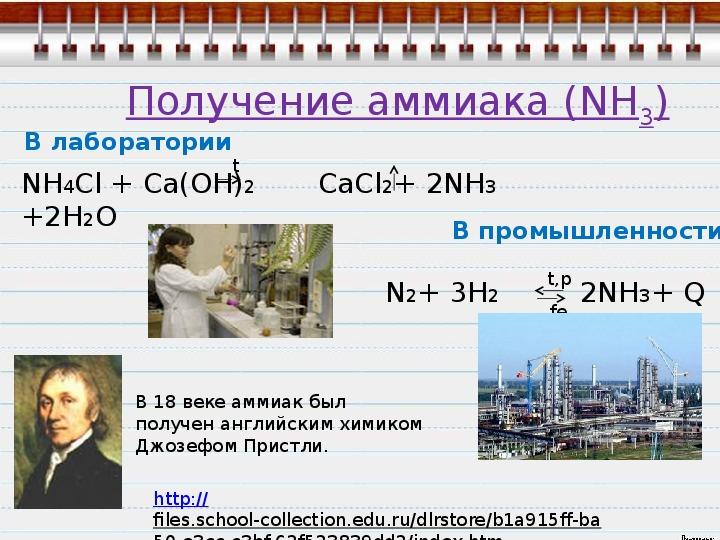 """Презентация по химии на тему """"Аммиак  : строение молекулы, получение, свойства, применение"""""""