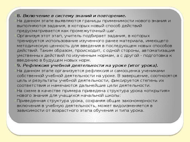 Методические рекомендации Современный урок математики (Республика Крым)