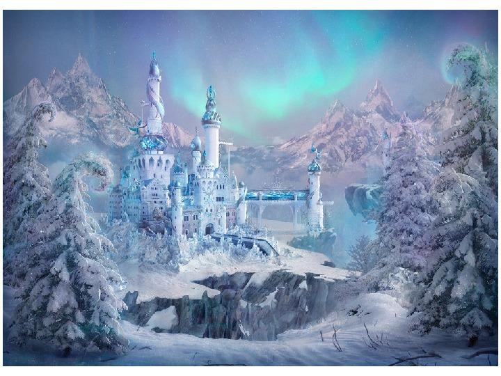 Конспект  непосредственно - образовательной деятельности на тему: «Путешествие в страну Снежной королевы»                                   (подготовительная  группа, познавательное развитие)