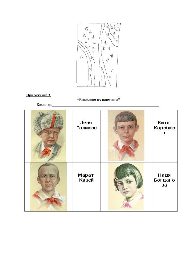 Интеллектуально-творческая игра «Война глазами детей»