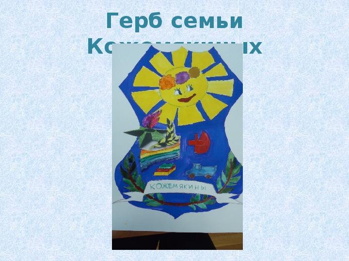 """Презентация к классному часу """"История семьи в истории России"""""""