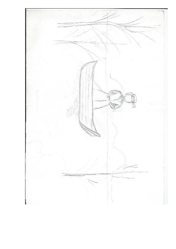 """Комбинированный урок литературного чтения и ИЗО в 3 классе по теме """"Н.Некрасов """"Дедушка Мазай и зайцы"""""""
