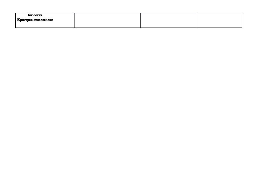 """Разработка  урока по теме """"Как классифицирую организмы"""" (5 класс, биология)"""
