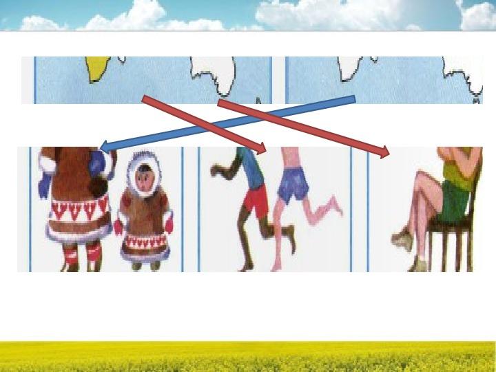Конспект пробного урока  в 4 «Д» классе ГБОУ «Школа № 763» по Окружающему миру