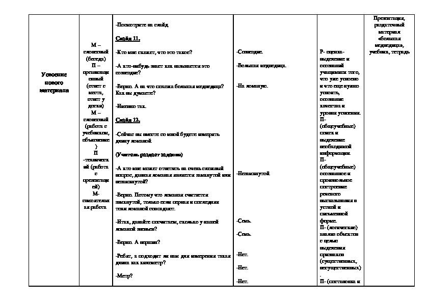 Конспект пробного урока  в 3 «В» классе ГБОУ СОШ № 763 по Математике