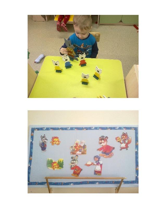 Развитие эмоциональной сферы детей раннего возраста средствами кукольного театра