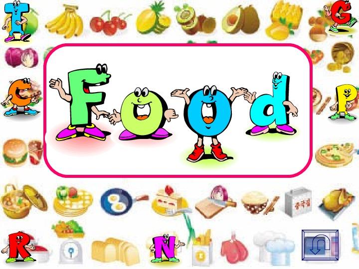 Презентация Spotlight 4 (4 класс), module 3 - Food