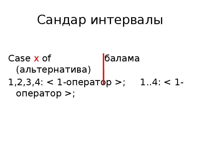 Разработка урока по информатика