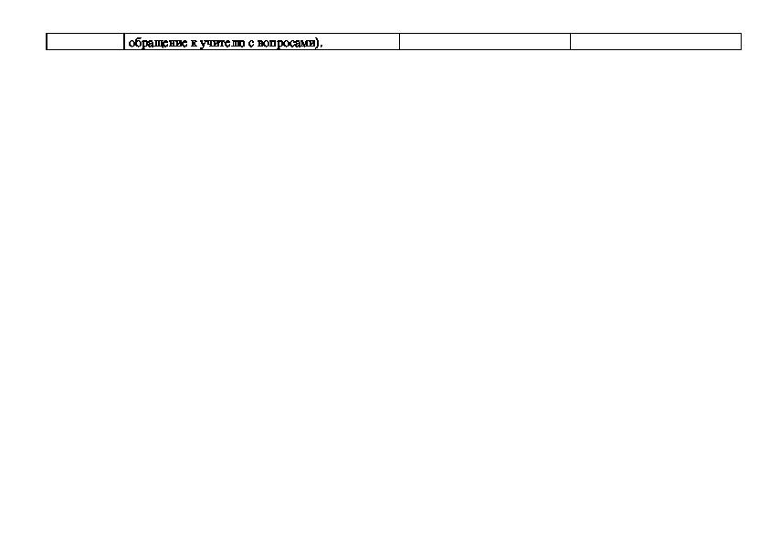 Конспект урока физики в 9 классе